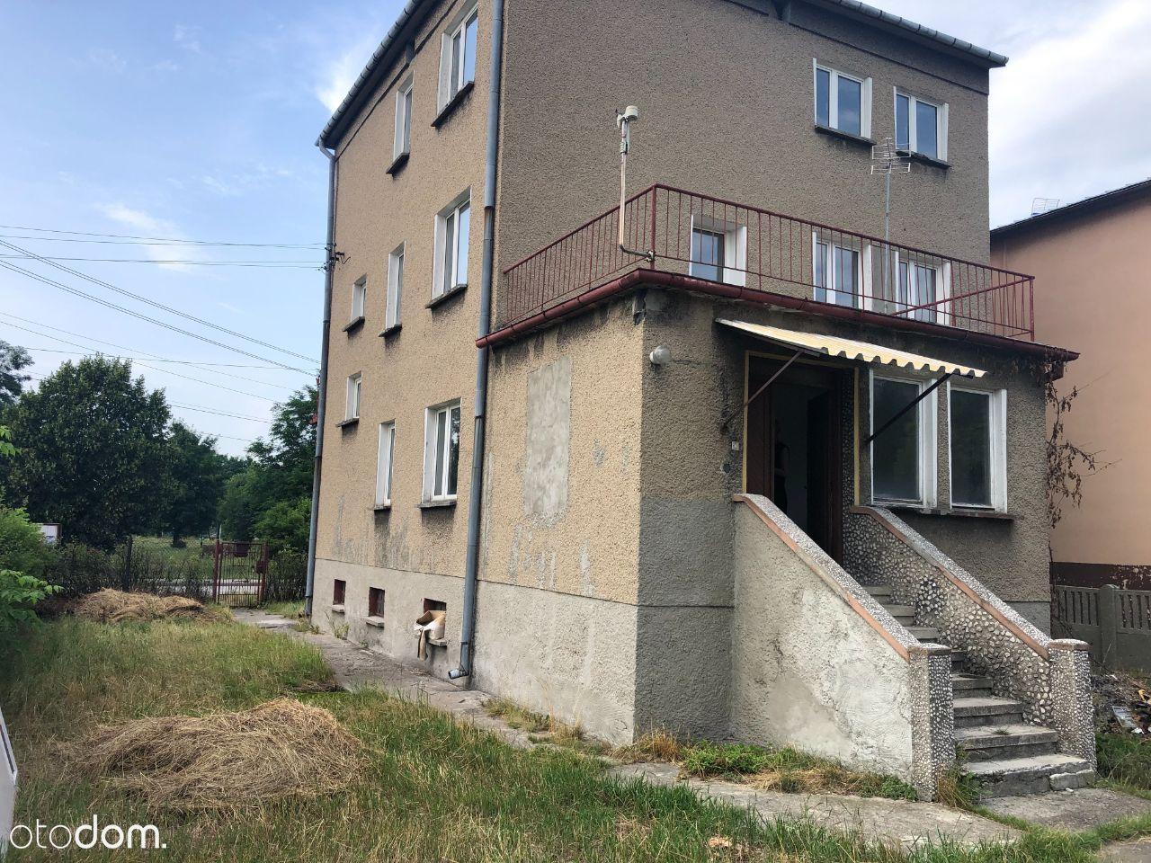 2 piętra, do remontu blisko trasy DK91