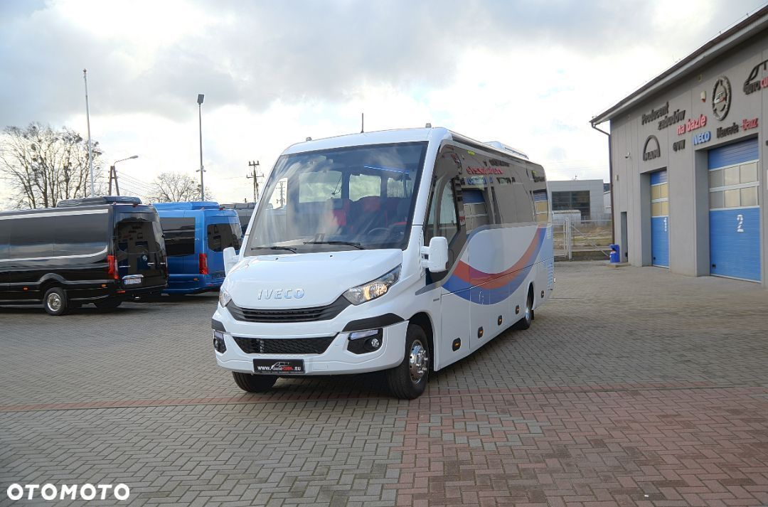 Iveco Cuby 70C HD Tourist Line Winda 31+1+1 No.415  Cuby Iveco 70C HD Tourist Line Winda 31+1+1 No.415 - 7