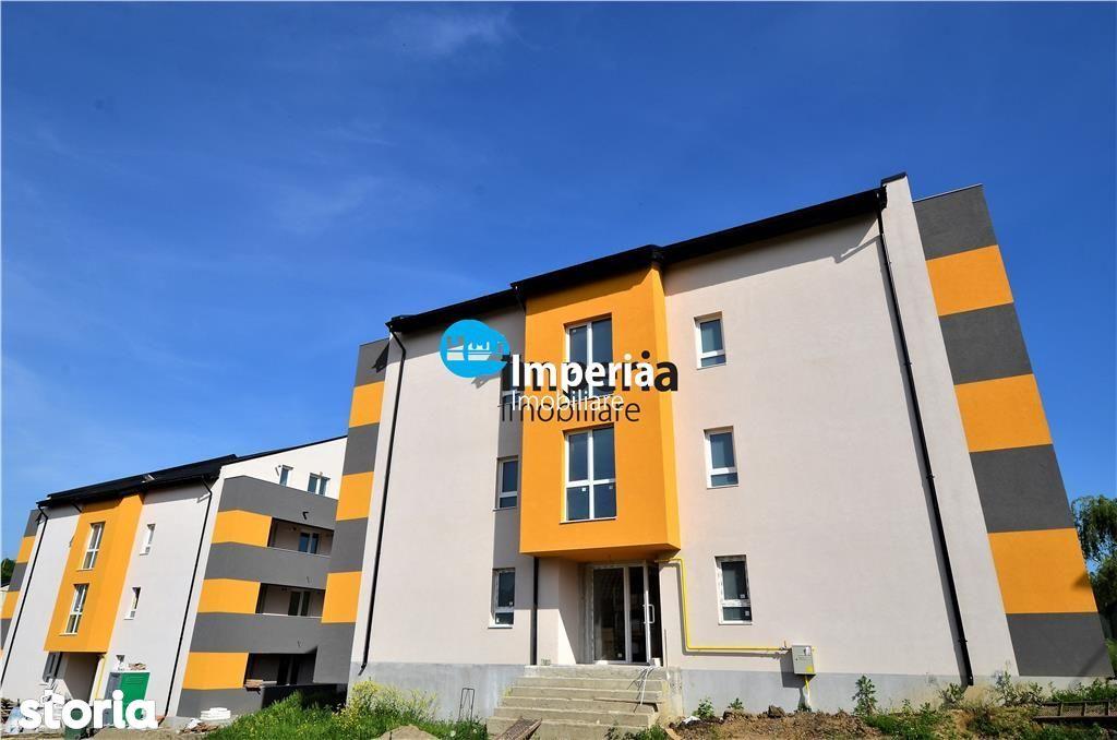 Apartament de vanzare 2 camere decomandat 58 mp, bloc nou, Pacurari Re