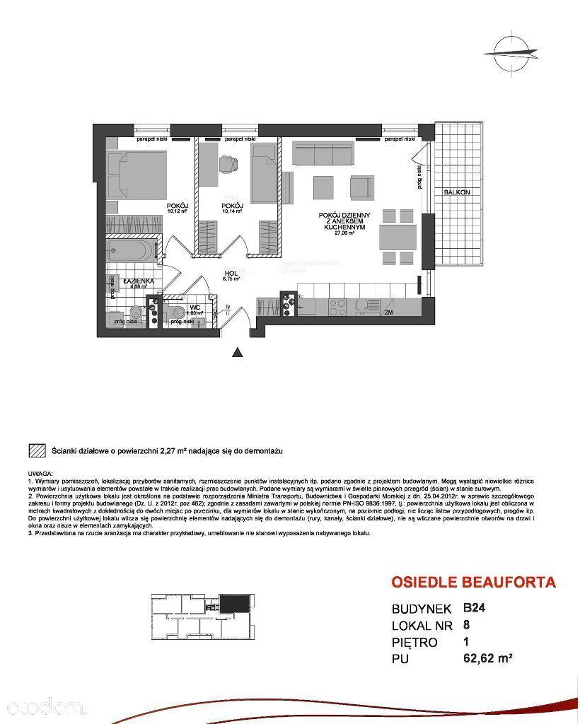 Osiedle Beauforta B24/P/08