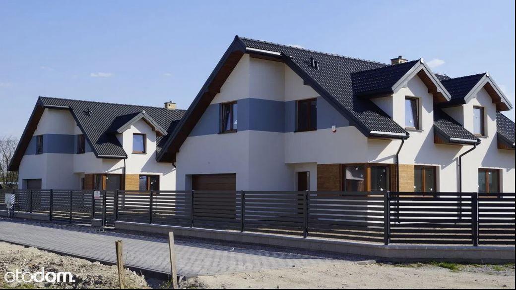 Nowy dom przy lesie. Gaz. Kanalizacja.
