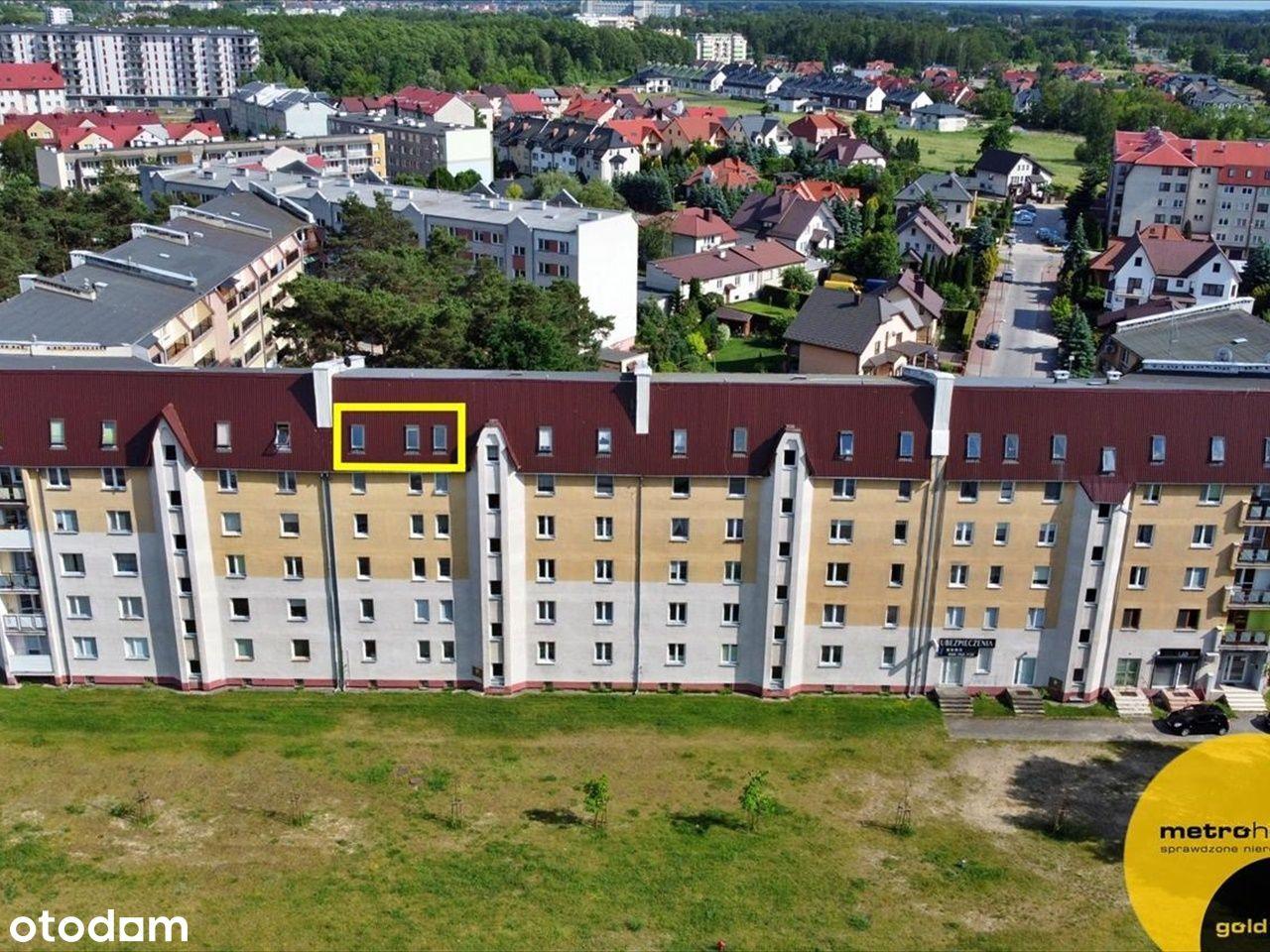 Duże mieszkanie w centrum miasta