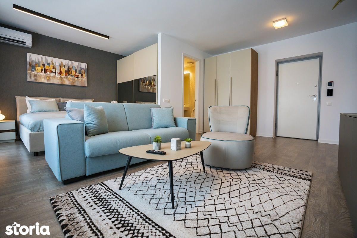 Inchiriere studio elegant in Cloud 9 Residence