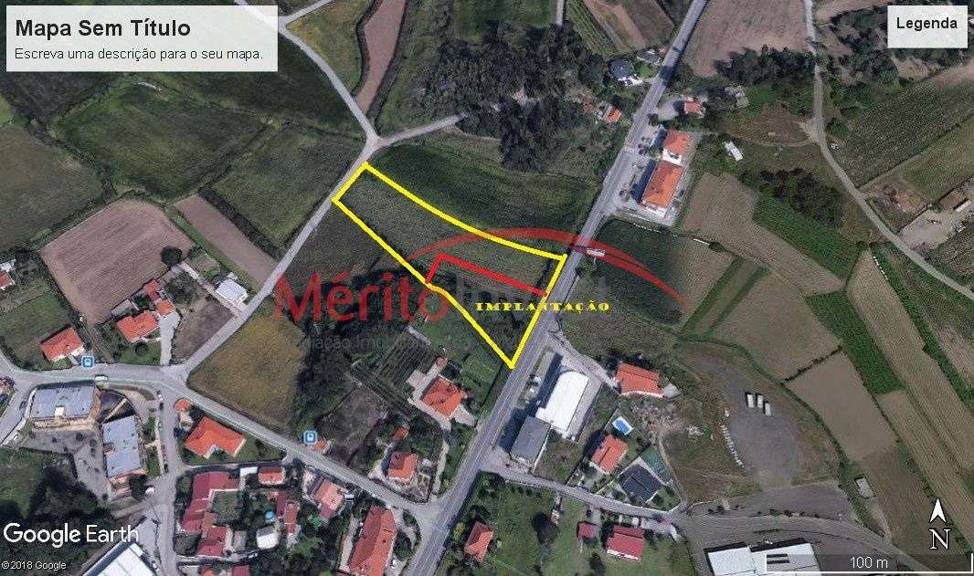 Terreno para comprar, Tebosa, Braga - Foto 3