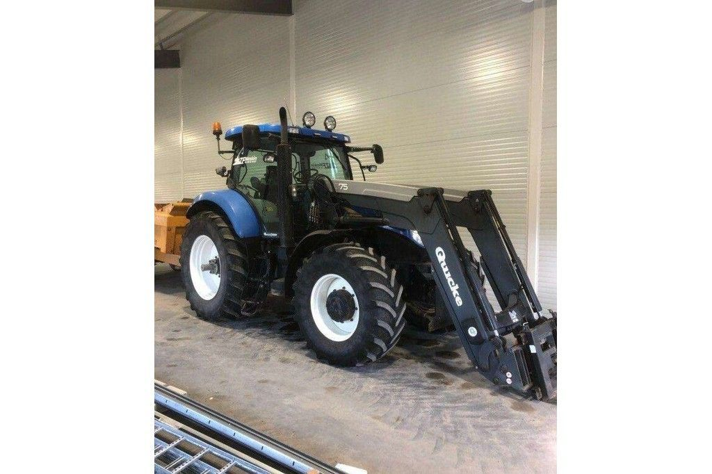 New Holland T7040  New Holland T7040 - 1