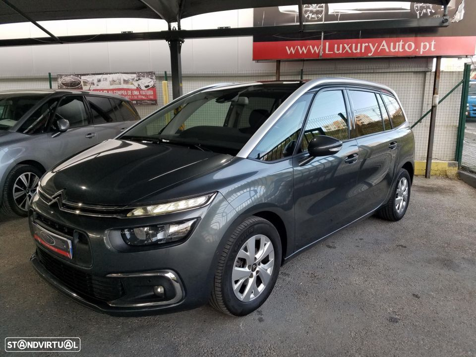 Citroën C4 Grand Picasso 1.6 BlueHDi Exclusive - 1