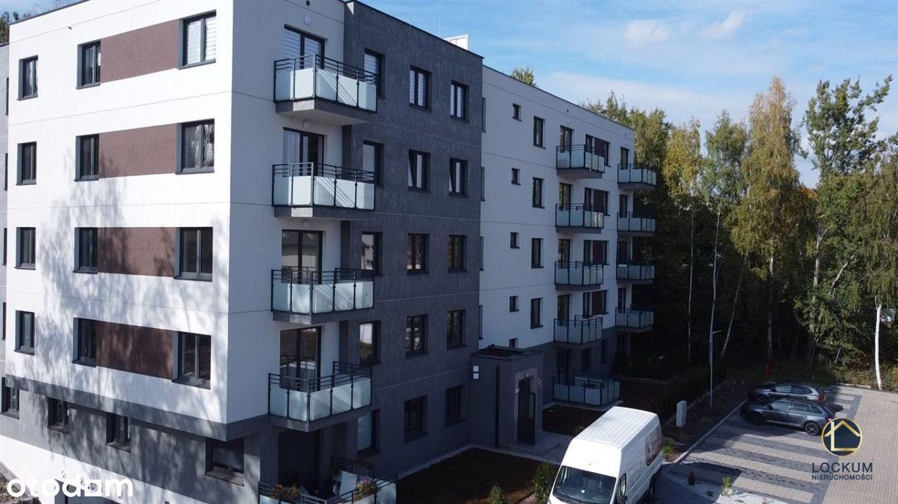 Mieszkanie, 40,78 m², Sosnowiec