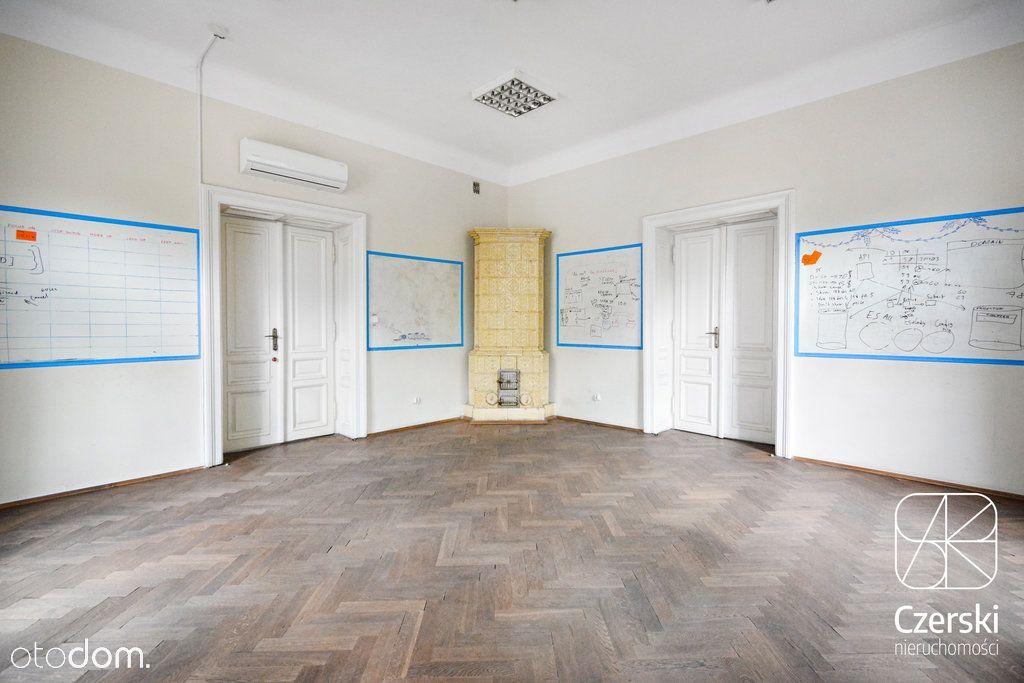 Przestronny lokal biurowy 100 m2, Stare Miasto