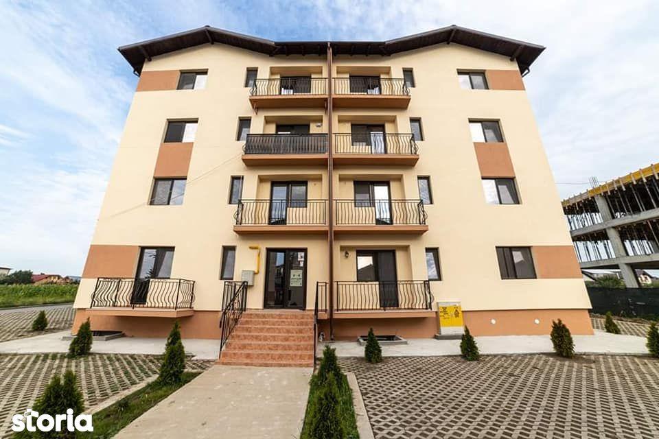 29 900 euro, apartament nou 1 camera, decomandat - CUG/Lunca Cetatuii