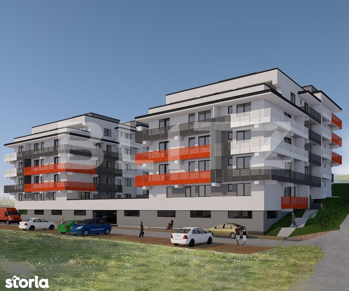 Ansamblu rezidential in Baciu, preturi incepand de la 900 euro/mp