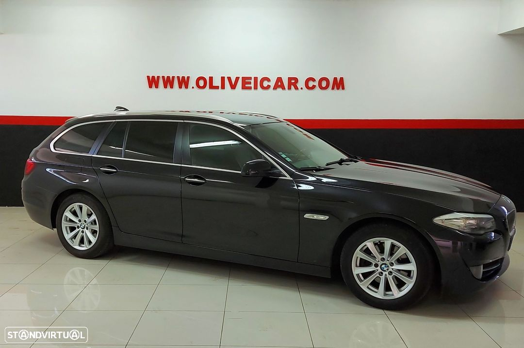 BMW 520 D TOURING EFFICIENT DYNAMICS - 1