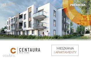 Mieszkanie 2-pokojowe (40,56 m2) z balkonem