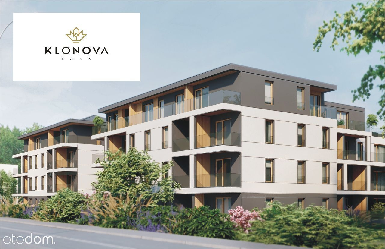 KLONOVA PARK Apartamenty na Mazurach