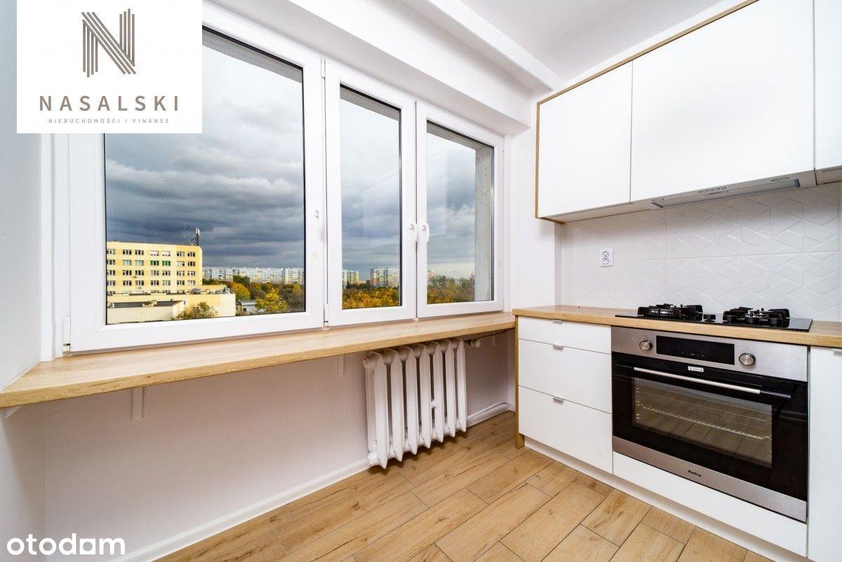 3 pokoje / Biziel / po remoncie / balkon