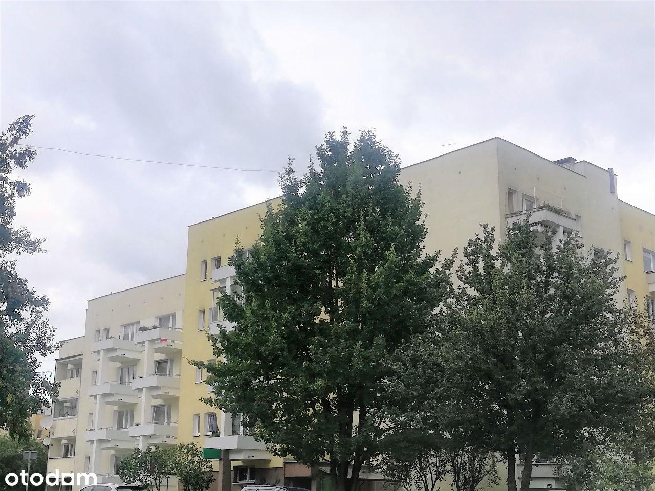 Gocław - Funkcjonalne 3 pokojowe mieszkanie