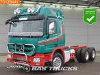 Mercedes-Benz Actros 2655 K 6X4 V8 Retarder Big-Axle Full-Steel! Euro 5 - 1