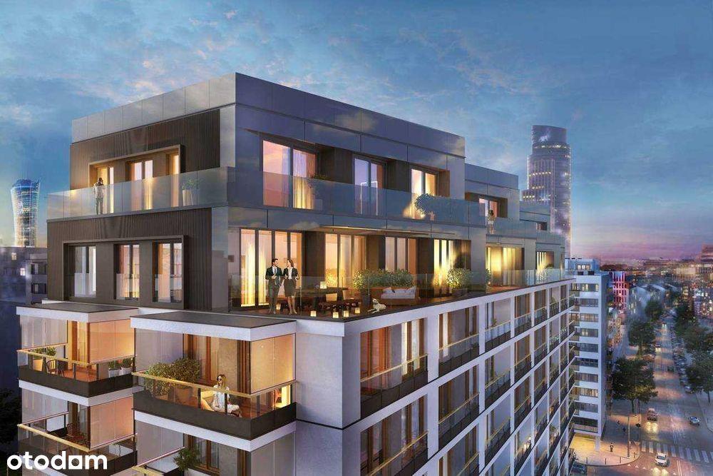 Apartament 2 Pokoje - Ogrodowa 31/35 - Balkon