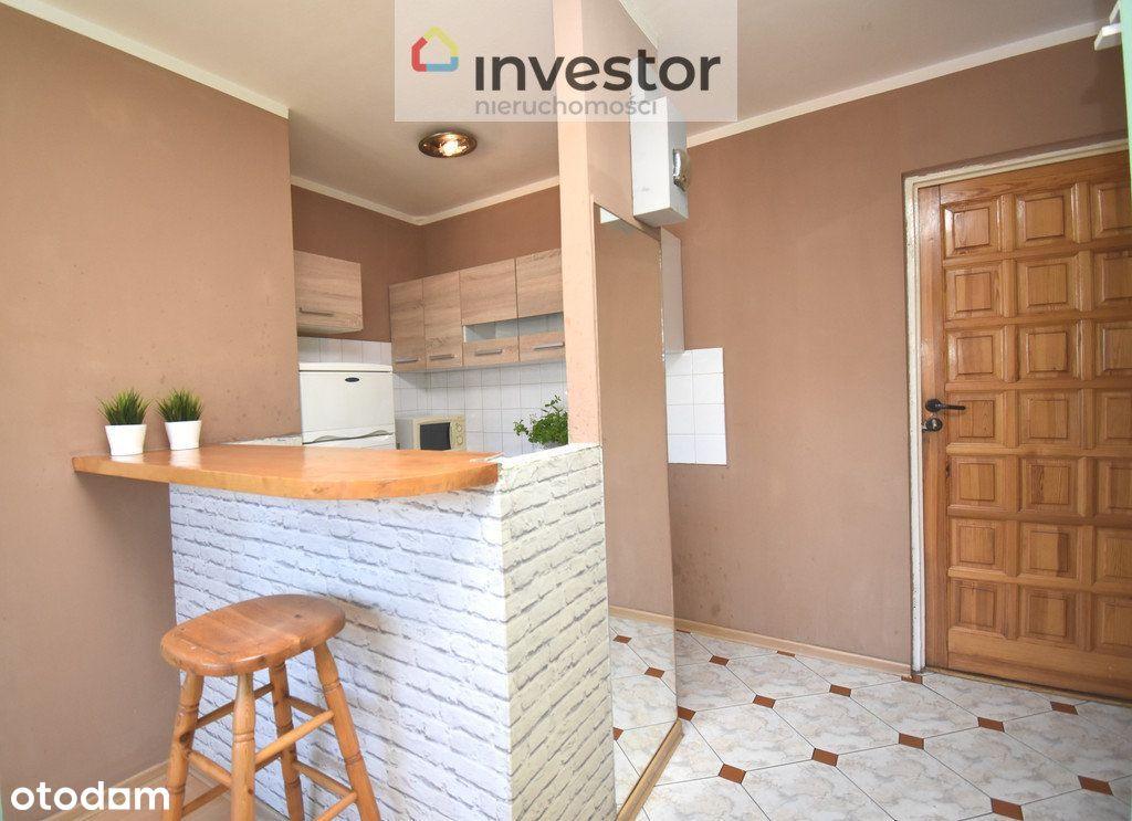 Mieszkanie na II piętrze - okazja inwestycyjna!