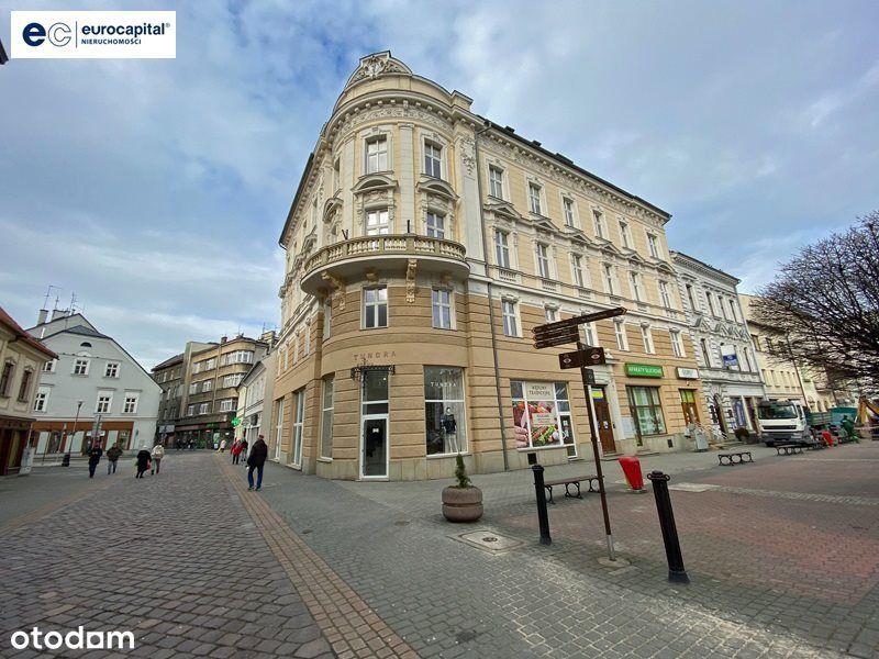Lokal handlowo-usługowy na parterze w Centrum!