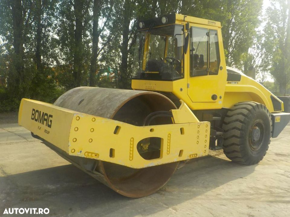 Bomag BW 219 D4 Cilindru compactor - 1