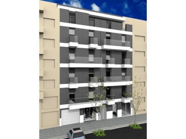 Apartamento T1 em construção Matosinhos-Sul