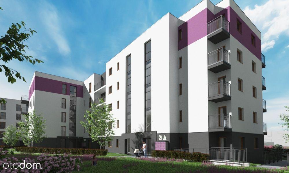 Nowoczesne Mieszkanie - Wrzos L22 z ogródkiem 35m2