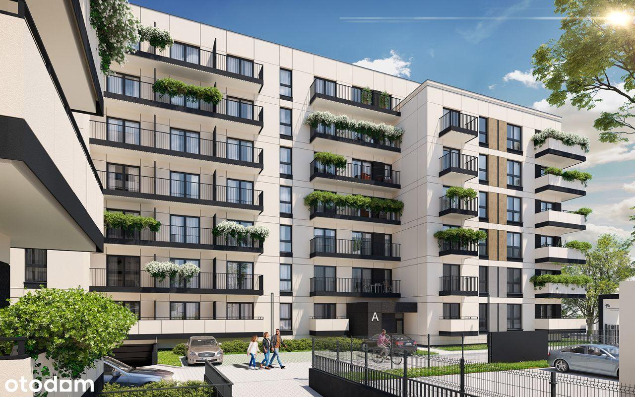 2-pokojowy Apartament z balkonem - Śródmieście