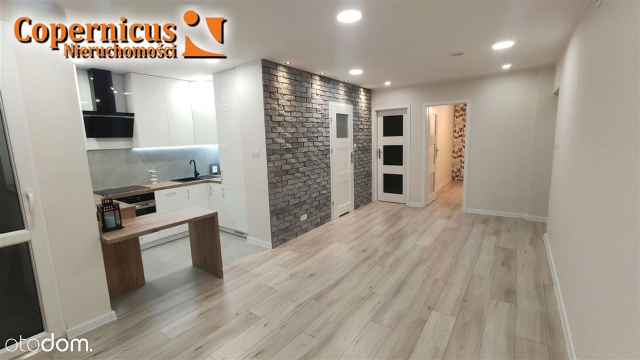 4 pokoje, wysoki standard