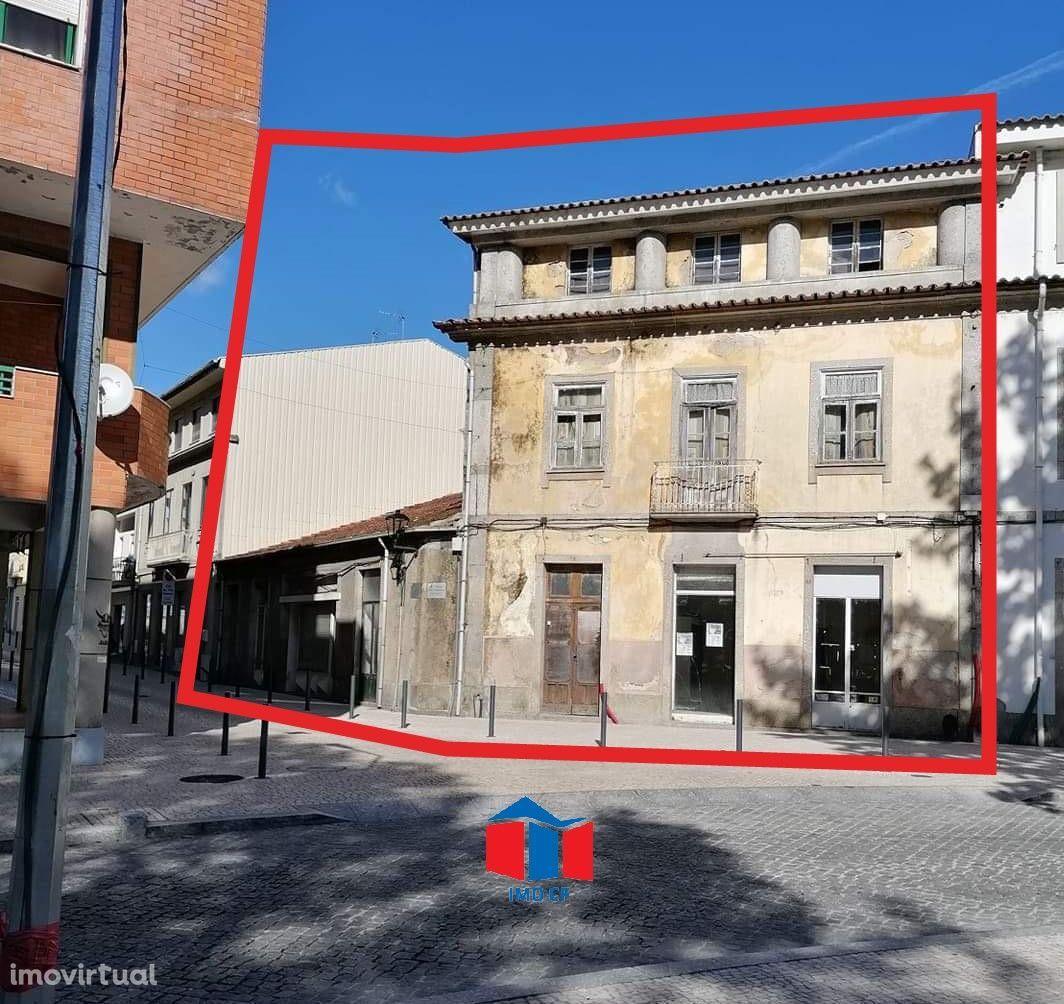 Investimento   Prédio para restauro no Centro da Póvoa de Lanhoso