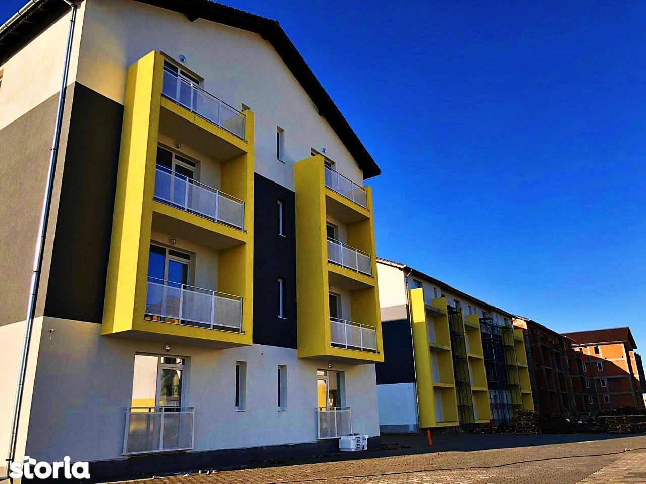 Apartament 2 camere, Braytim, decomandat, loc de parcare inclus