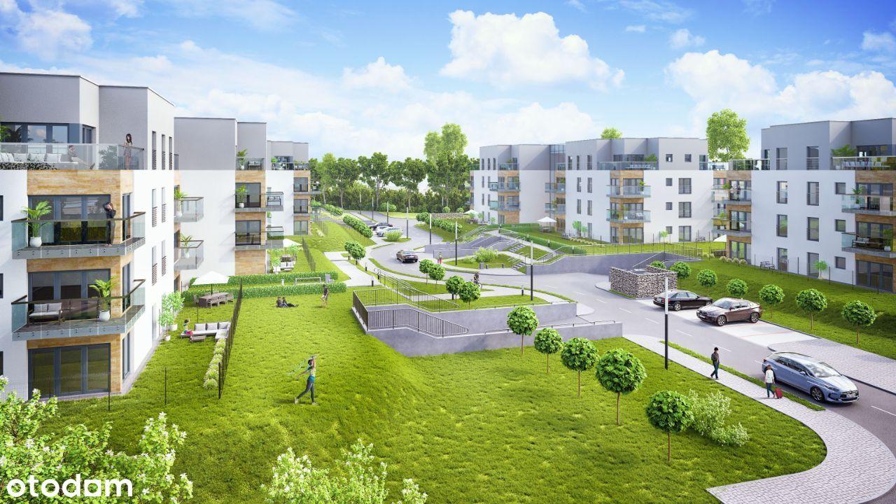 Nowe mieszkania Osiedle Paryskie Gliwice