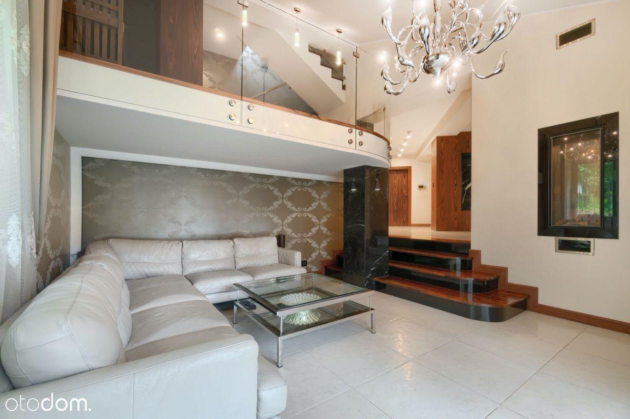 Luksusowy Dom Wawer 560m2