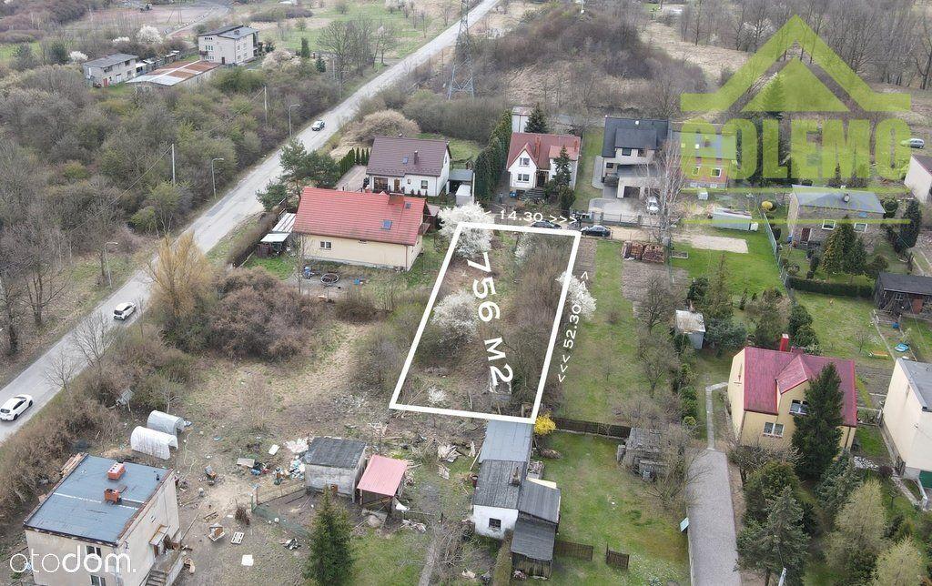 Działka budowlana / 756m2 / Busolowa / Gnaszyn