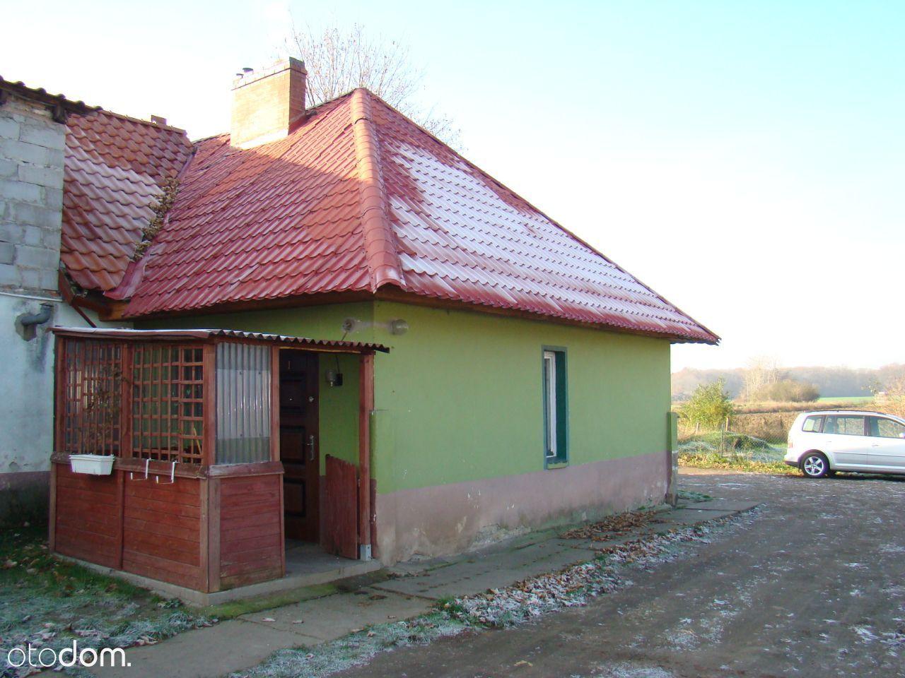 Mieszkanie z ogródkiem , garaż ! - sprzedam