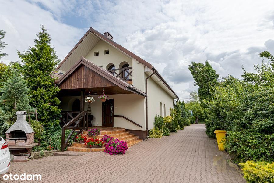 Dom z budynkiem produkcyjno-biurowym, ul. Prochowa