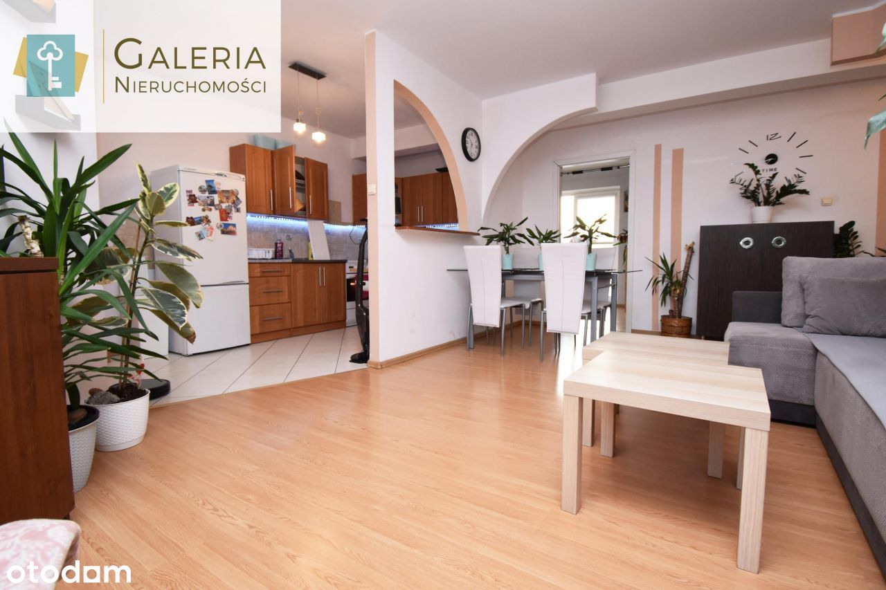 Funkcjonalne Mieszkanie, W Centrum Malborka!