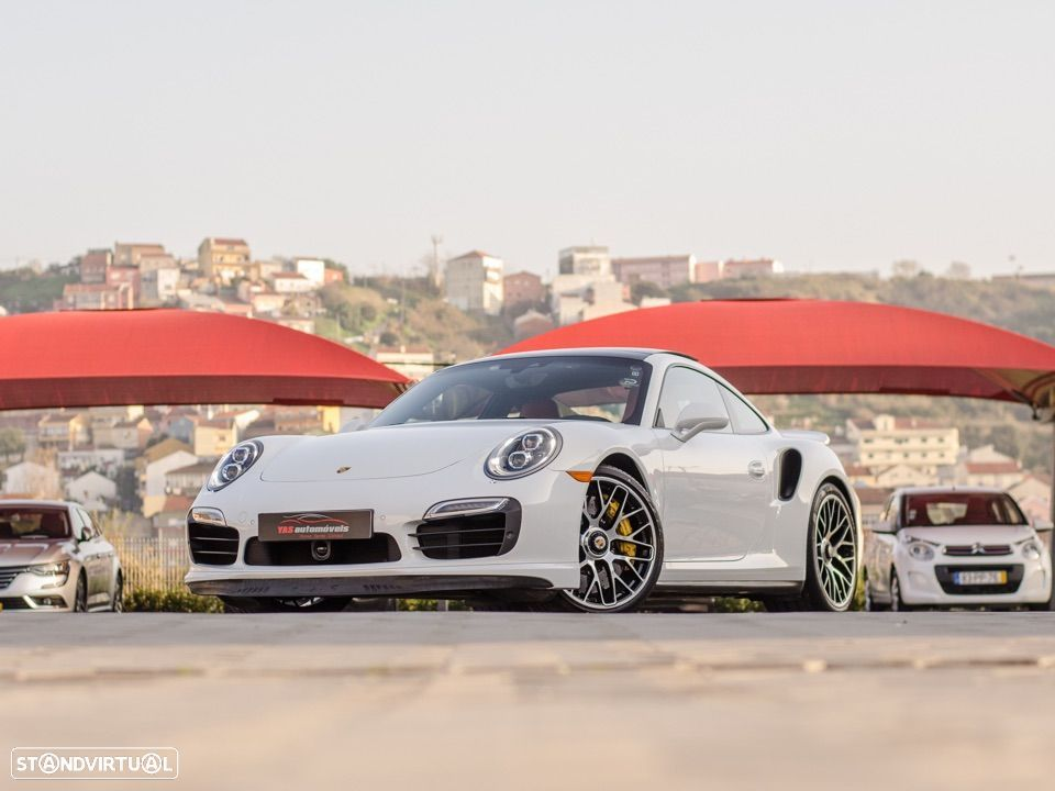Porsche 911 Carrera Turbo S PDK - 2