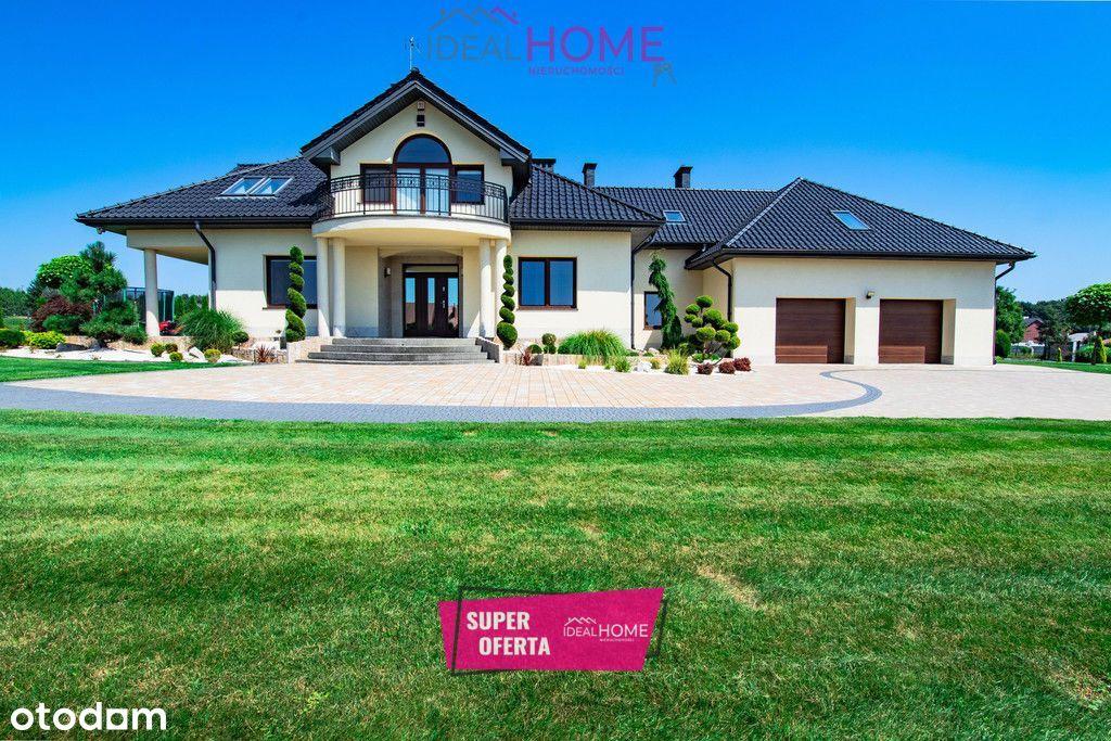 Piękny i luksusowy dom w Jedliczu