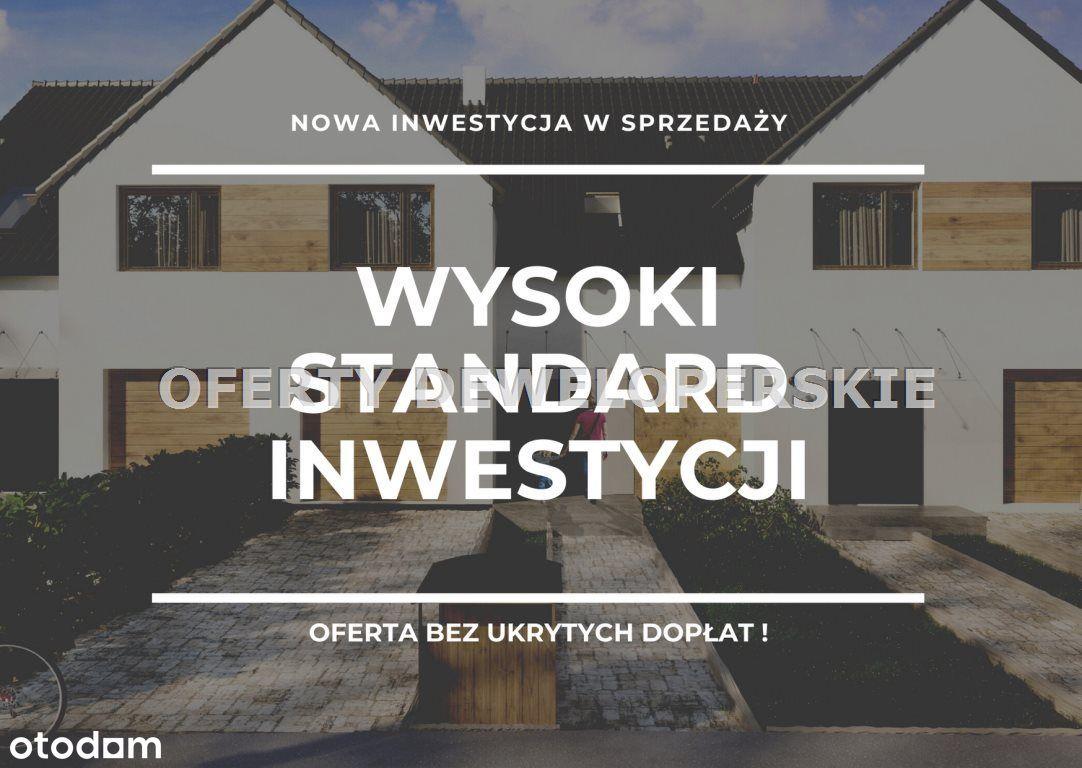 Dom w Mokronos Dolny / wysoki standard