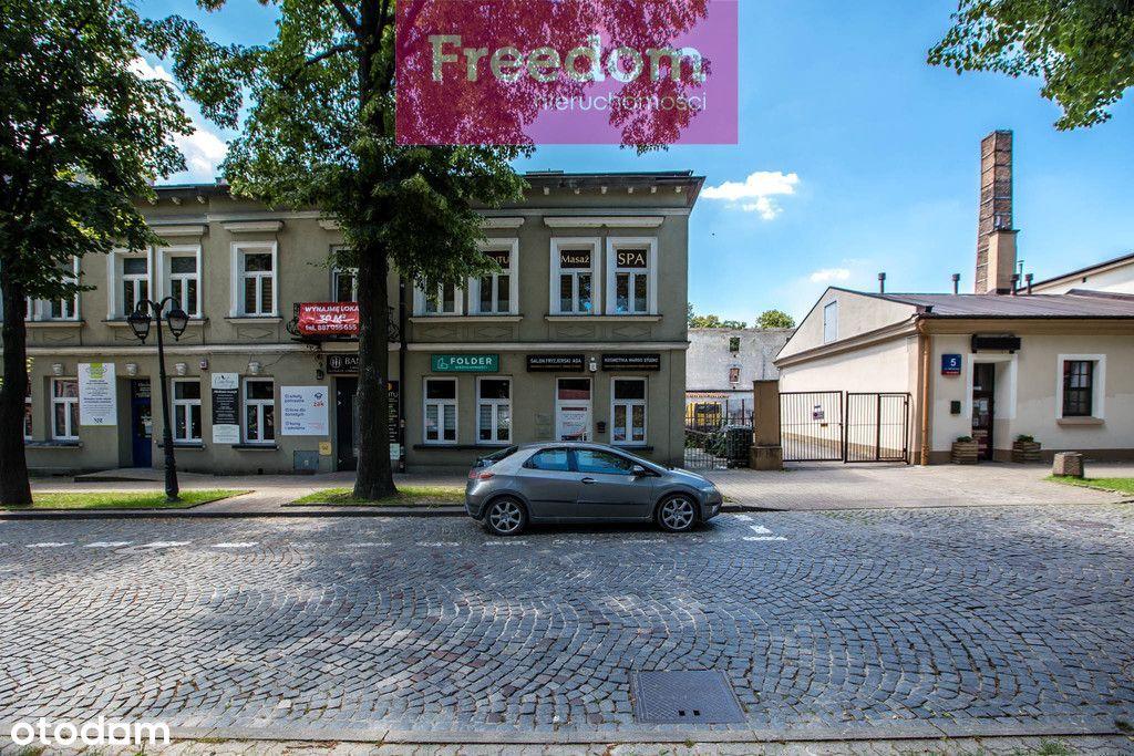 Dochodowa kamienica, śródmieście Rzeszów