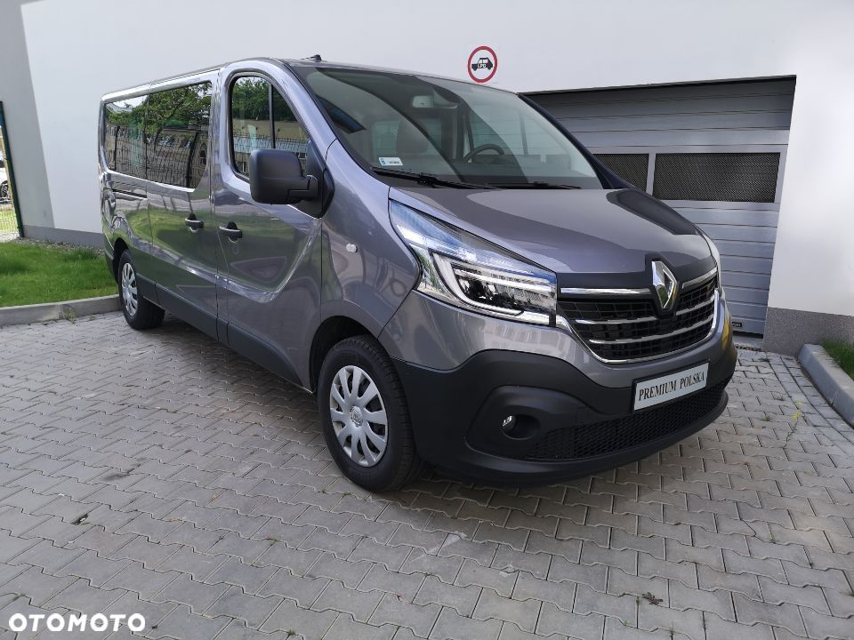 Renault Trafic CAMPER Box 9osobowy, Automat, 145 KM - 3