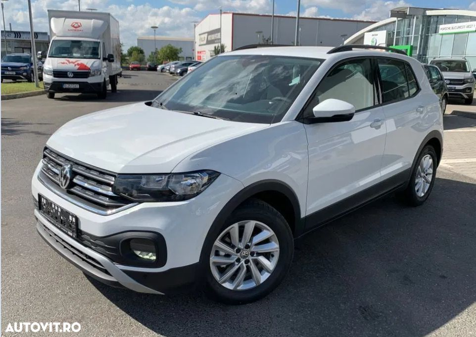 Volkswagen T-Cross 1.0 - 6