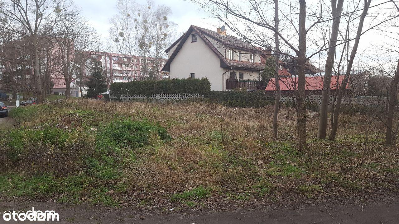 Działka budowlana Bukowe