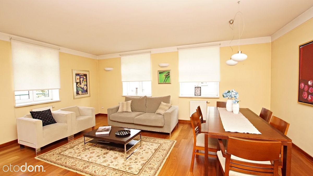Komfortowe mieszkanie do wynajęcia na Płockiej Sta