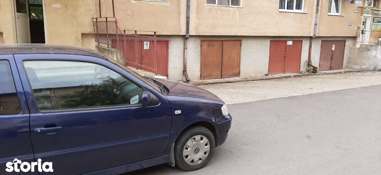 Vand garaj auto cu acte Bdul Lucian Blaga Carpati Satu Mare
