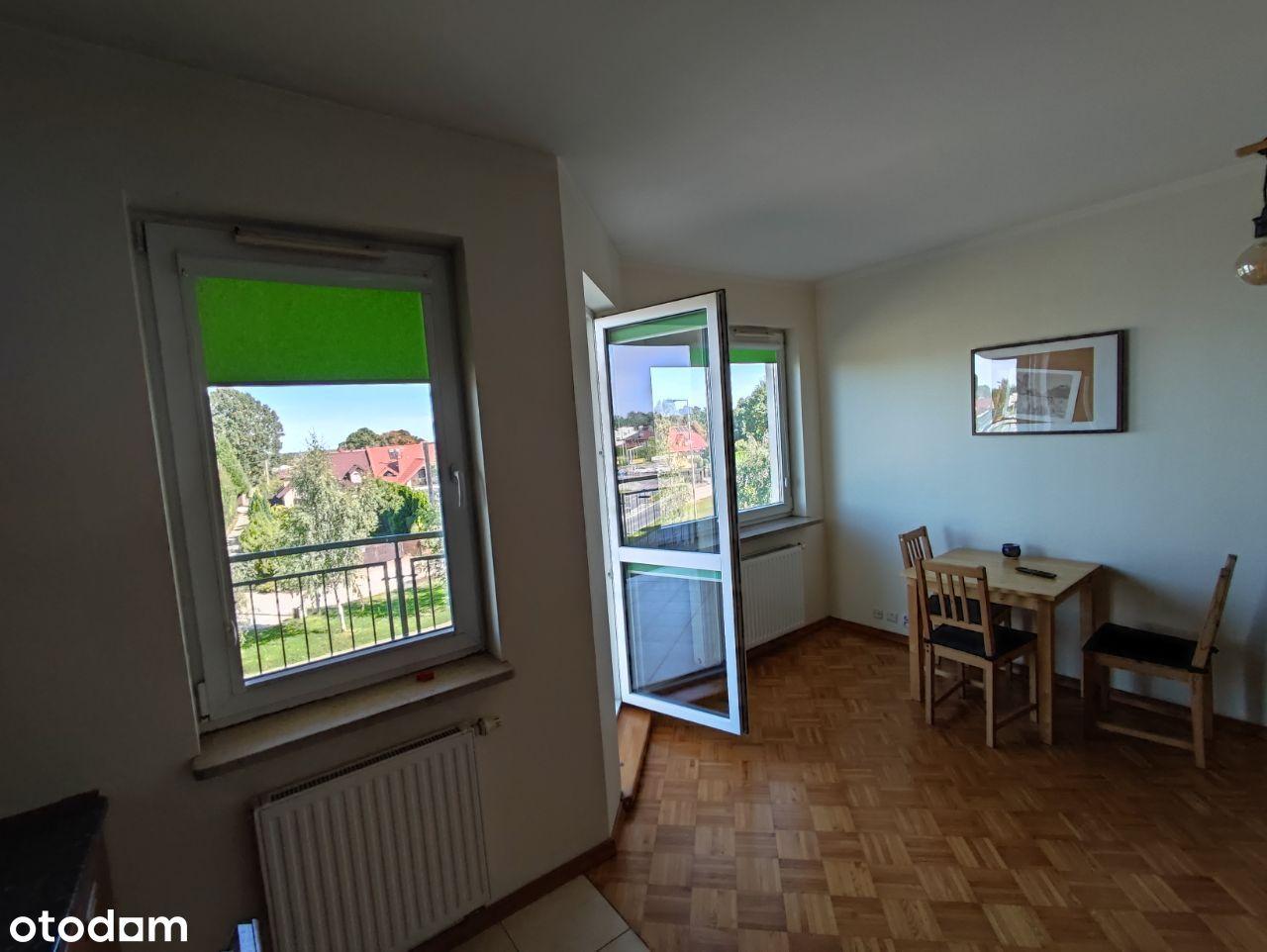 Wynajmę mieszkanie Warszawa Kabaty 46m 2 pok garaż