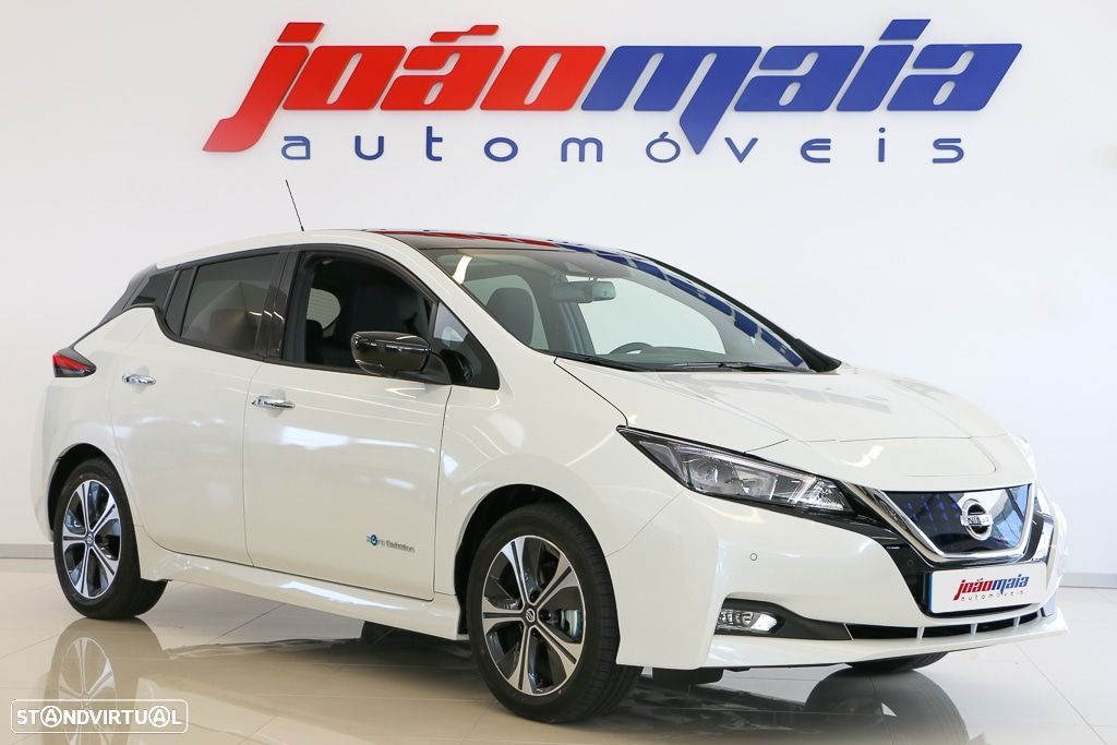 Nissan Leaf N-Connecta 40 kWh - 1