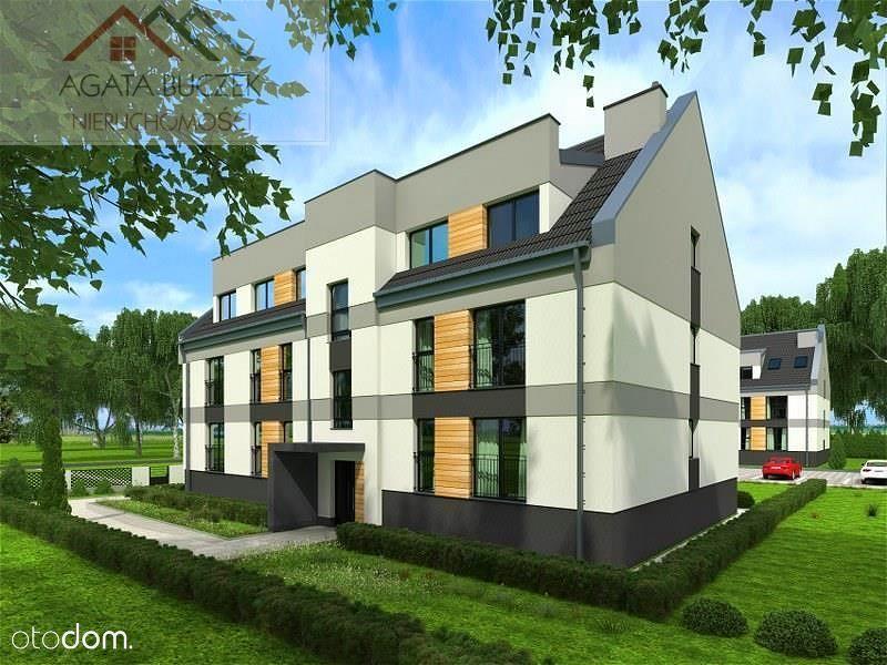 Nowe mieszkanie, peryferie Ustki