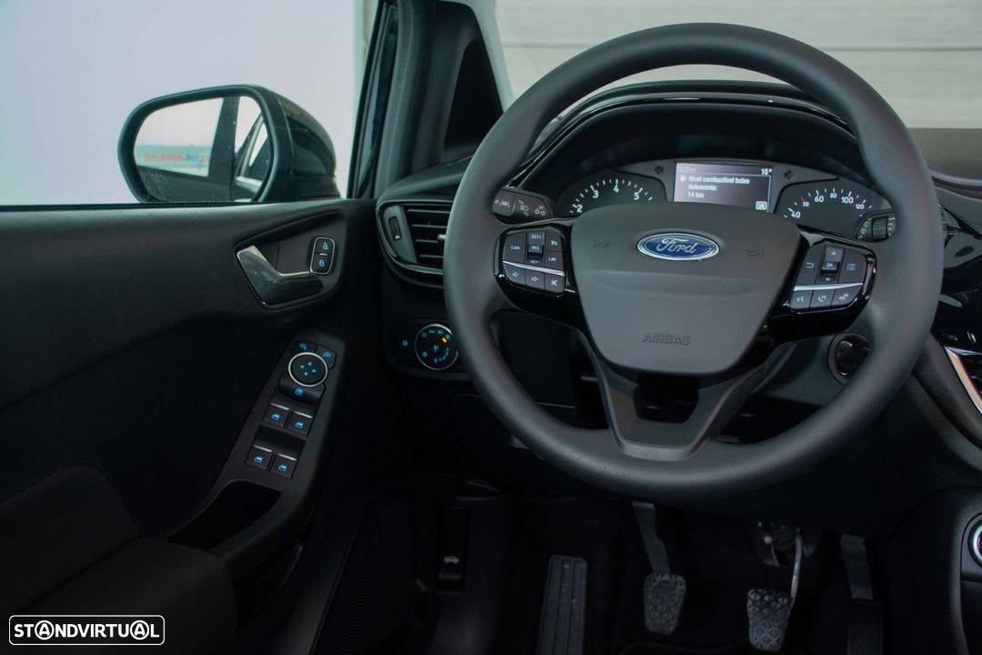 Ford Fiesta CONNECTED 1.1 TI-VCT (S&S) - 7