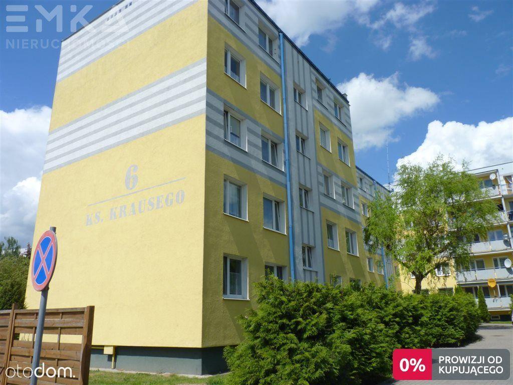 Mieszkanie 60,4 m2/ Świecie ul. Krausego